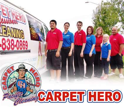 Carpet Hero Van